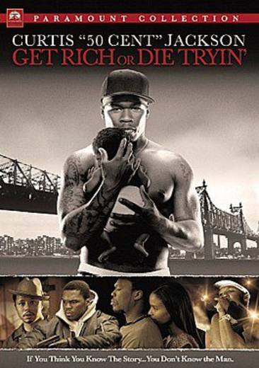 DVD Get Rich or Die Tryin FSK: 16