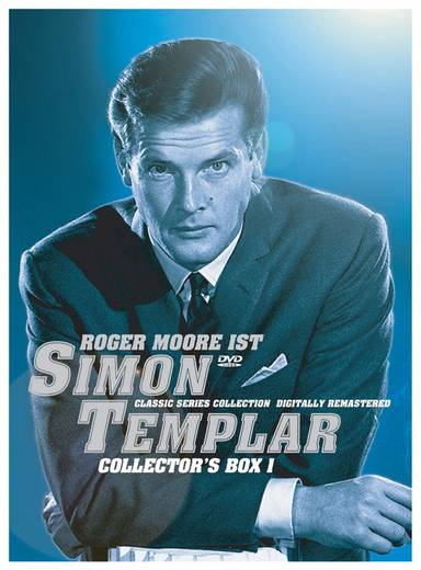 DVD Simon Templar Box 1 FSK: 12
