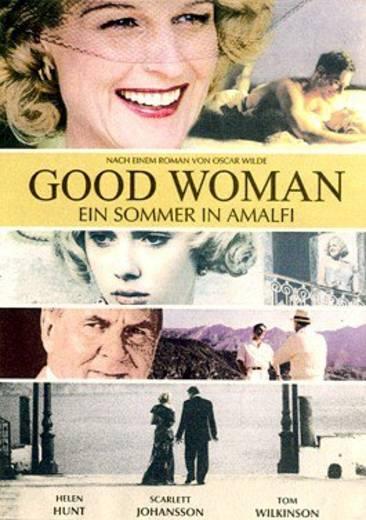 DVD Good Woman Ein Sommer in Amalfi FSK: 6