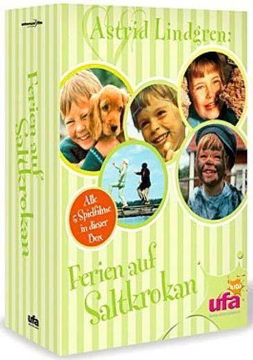 DVD Astrid Lindgren Ferien auf Saltkrokan FSK: 6