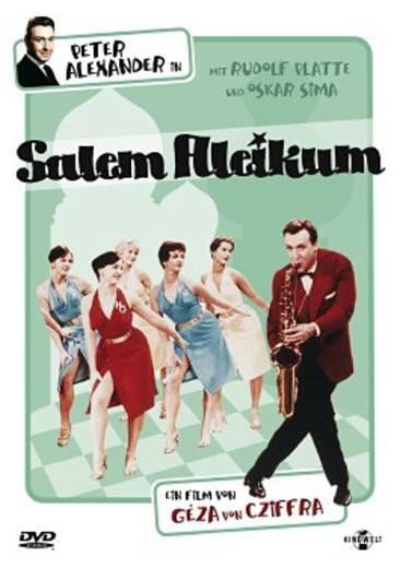 DVD Salem Aleikum FSK: 12