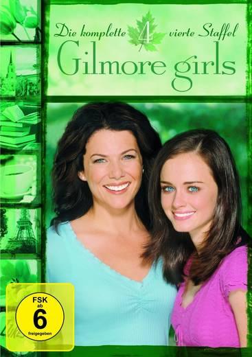 DVD Gilmore Girls FSK: 6