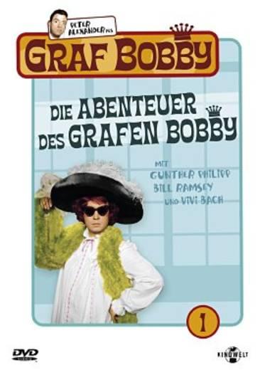 DVD Die Abenteuer des Grafen Bobby FSK: 12