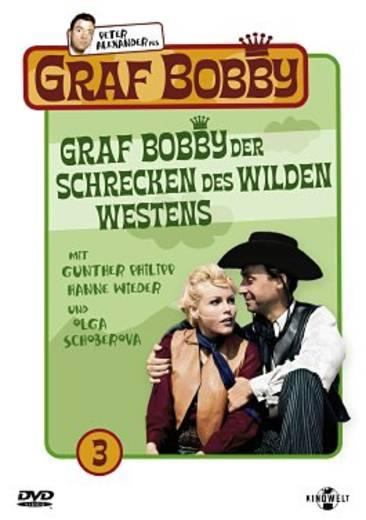 DVD Graf Bobby, der Schrecken des wilden Westens FSK: 6