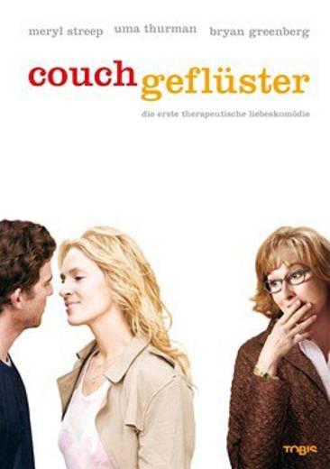 DVD Couchgeflüster Die erste therapeutische Liebeskomödie FSK: 0