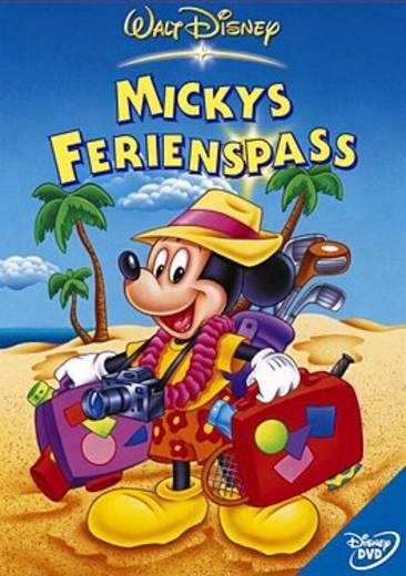 DVD Mickys Ferienspass FSK: 0