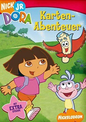 DVD Dora Karten-Abenteuer FSK: 0