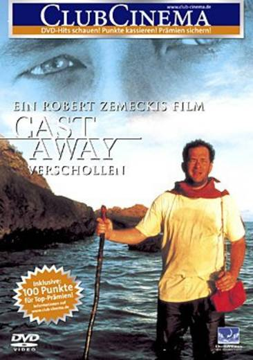DVD Cast Away Verschollen FSK: 12