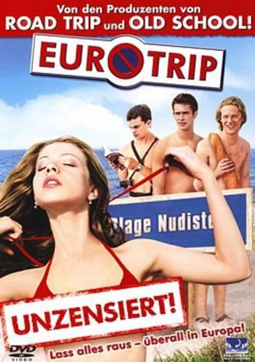 DVD Eurotrip Unzensiert! FSK: 16