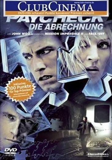 DVD Paycheck Die Abrechnung FSK: 12