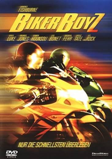 DVD Biker Boyz Nur die schnellsten überleben FSK: 12