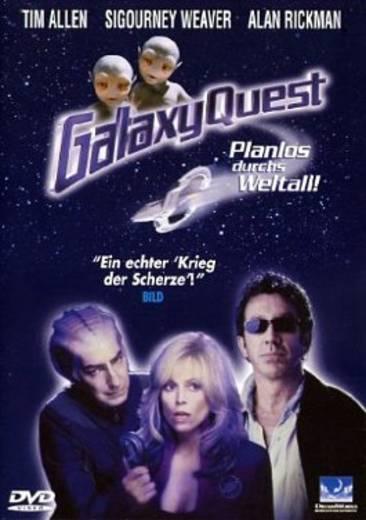 DVD Galaxy Quest Planlos durchs Weltall! FSK: 12