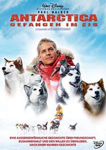 DVD Antarctica Gefangen im Eis FSK: 0