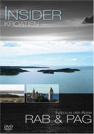 DVD Insider Kroatien: Rab & Pag FSK: 0