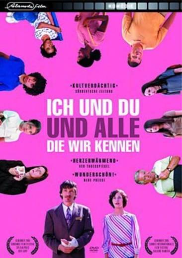 DVD Ich und du und alle, die wir kennen FSK: 6