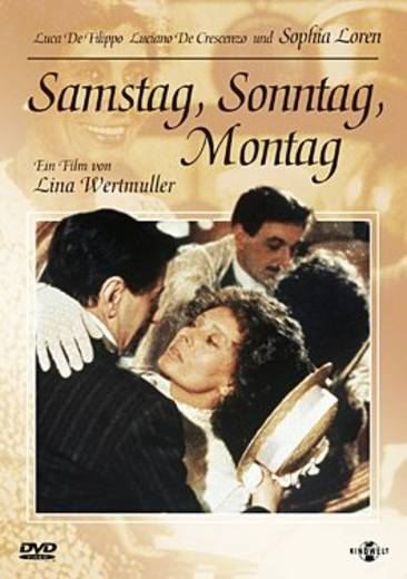 DVD Samstag, Sonntag, Montag FSK: 0