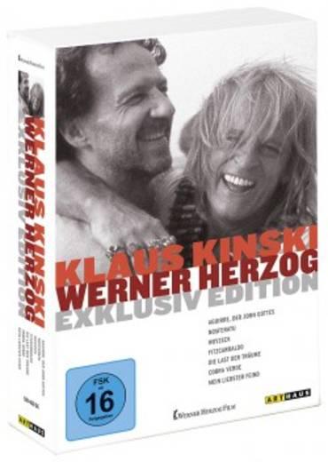 DVD Klaus Kinski & Werner Herzog FSK: 16