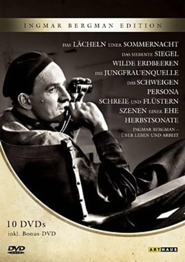 DVD Ingmar Bergman Edition FSK: 16