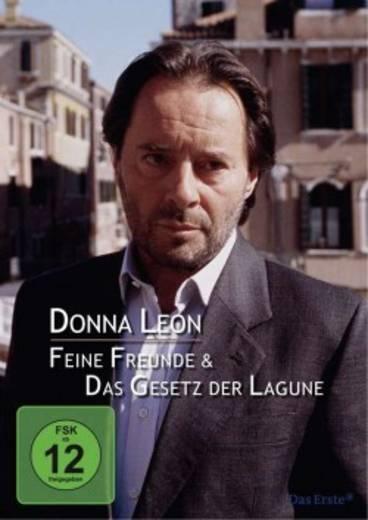 DVD Donna Leon Das Gesetz der Lagune & Feine Freunde FSK: 12