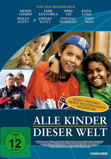 DVD Alle Kinder dieser Welt FSK: 12