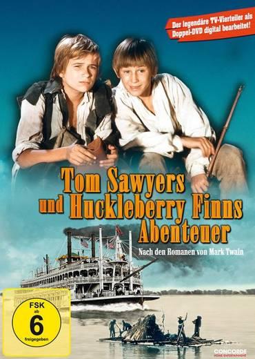 DVD Tom Sawyers und Huckleberry Finns Abenteuer FSK: 6