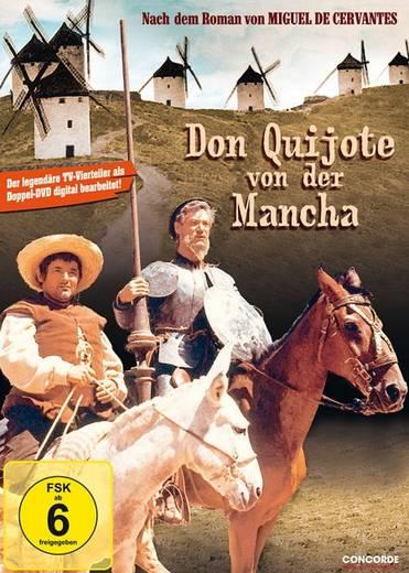 DVD Don Quijote von der Mancha FSK: 6