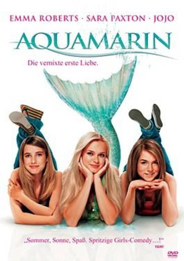 DVD Aquamarin Die vernixte erste Liebe FSK: 0