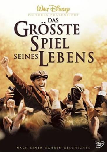DVD Das größte Spiel seines Lebens FSK: 0