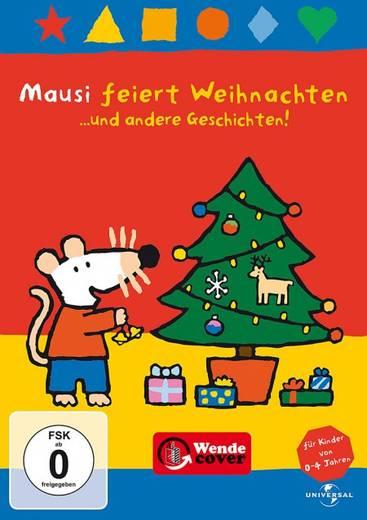 DVD Mausi feiert Weihnachten ... und andere Geschichten FSK: 0