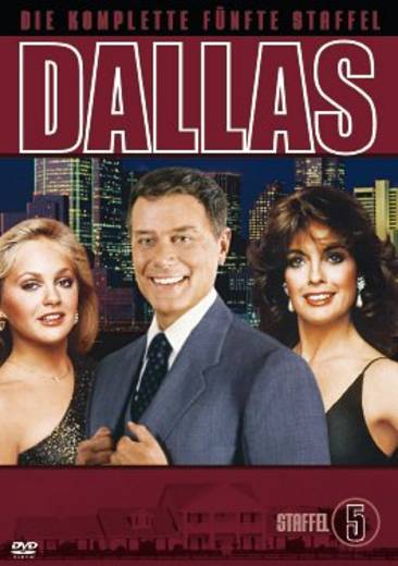 DVD Dallas FSK: 6