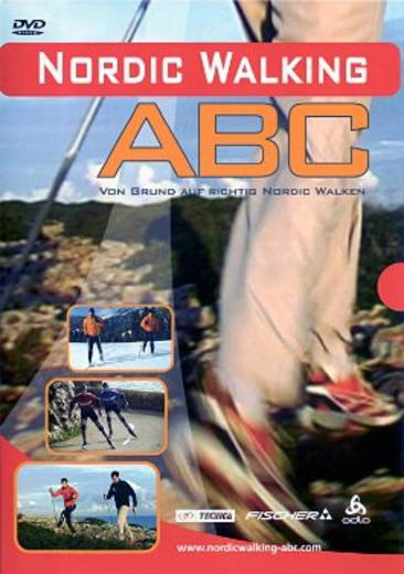 DVD Nordic Walking ABC FSK: 0