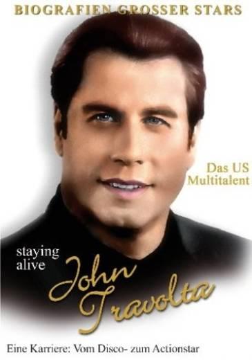 DVD John Travolta Staying alive/Das US Multitalent FSK: 16