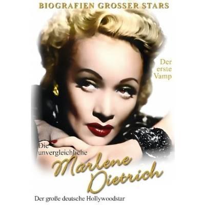 DVD Die unvergleichliche Marlene Dietrich FSK: 6 Preisvergleich