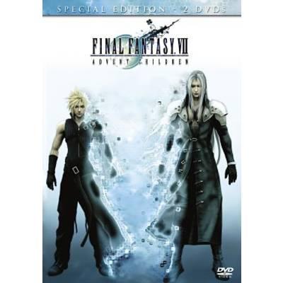 DVD Final Fantasy VII: Advent Children FSK: 12 Preisvergleich