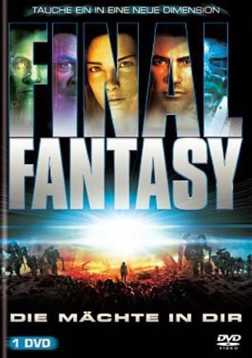 DVD Final Fantasy Die Mächte In Dir FSK: 12