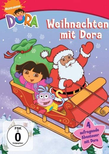 DVD Dora Weihnachten mit Dora FSK: 0