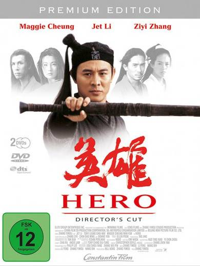 DVD Hero FSK: 12