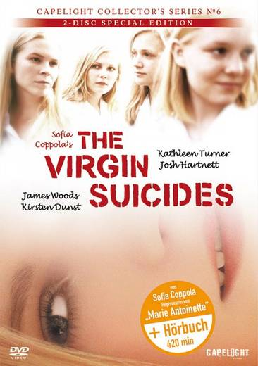 DVD The Virgin Suicides FSK: 12