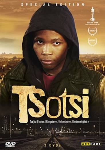 DVD Tsotsi FSK: 16