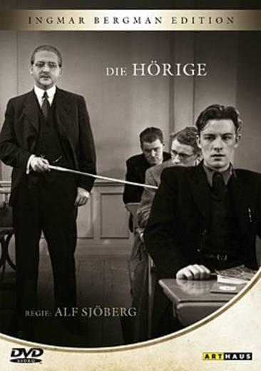 DVD Die Hörige FSK: 12