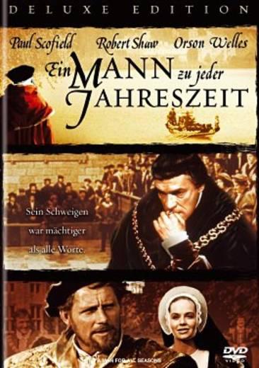 DVD Ein Mann zu jeder Jahreszeit FSK: 12