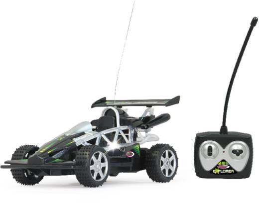 JAMARA RC Buggy, Explorer - 40 MHz schwarz mit Licht