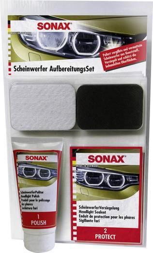 scheinwerfer aufbereitungs set sonax 405941 1 set kaufen. Black Bedroom Furniture Sets. Home Design Ideas