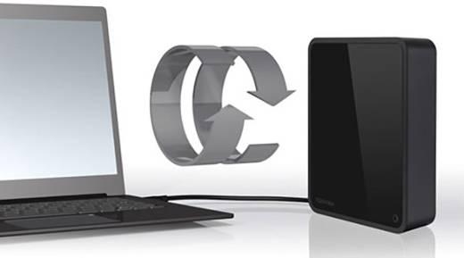 Externe Festplatte 8.9 cm (3.5 Zoll) 4 TB Toshiba Canvio for Desktop Schwarz USB 3.0