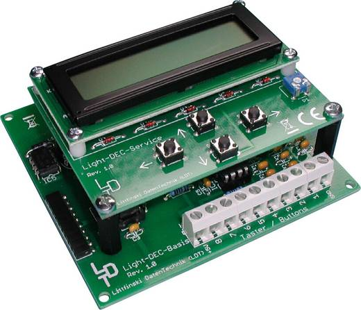Anlagenlichtsteuerung LDT Littfinski Daten Technik Light-DEC-Basis-B