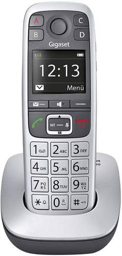 Schnurloses Telefon analog Gigaset E560 Freisprechen, Optische Anrufsignalisierung Platin