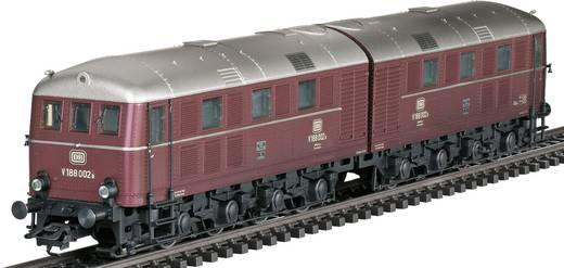 Märklin 37285 H0 Schwere Diesellok V 188 der DB, MHI-Exklusiv-Modell