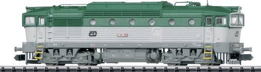 MiniTrix T16735 N Diesellok Reihe 750 der CD