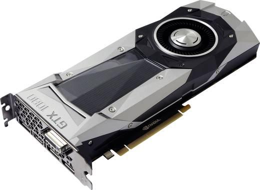 Grafikkarte Zotac Nvidia GeForce GTX1080 8 GB GDDR5X-RAM PCIe