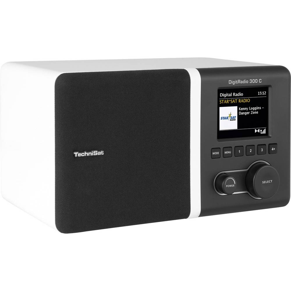 technisat digitradio 300 c dab portable radio aux dab. Black Bedroom Furniture Sets. Home Design Ideas